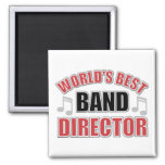 World's Best Band Director Magnet