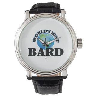 World's Best Bard Wristwatches