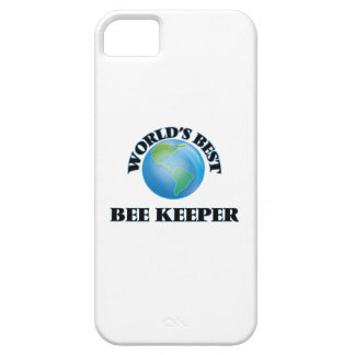 World's Best Bee Keeper iPhone 5/5S Covers