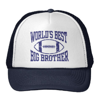 World's Best Big Brother Hat