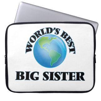 World's Best Big Sister Computer Sleeves