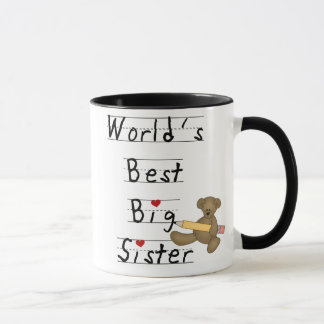 World's Best Big Sister Mug