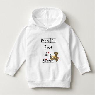 World's Best Big Sister T Shirts