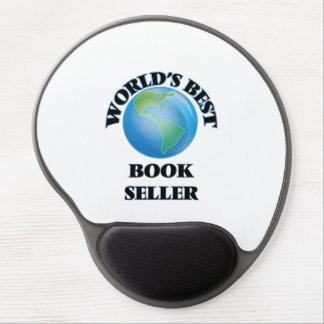 World's Best Book Seller Gel Mousepad