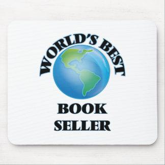 World's Best Book Seller Mousepads