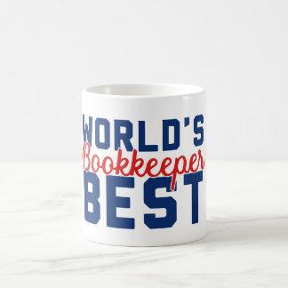 World's Best Bookkeeper Coffee Mug