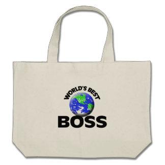 World's Best Boss Bags