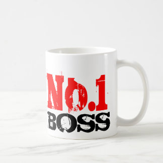 World's Best Boss coffee mugs | No. 1