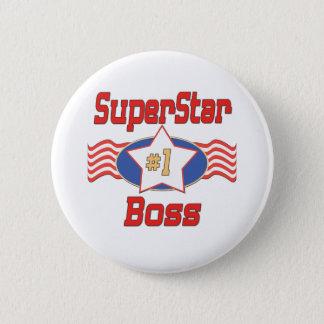 World's Best Boss Gifts 6 Cm Round Badge