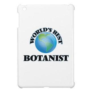 World's Best Botanist iPad Mini Case