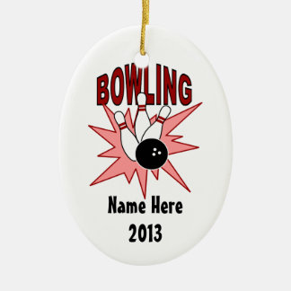 World's Best Bowler Ornament
