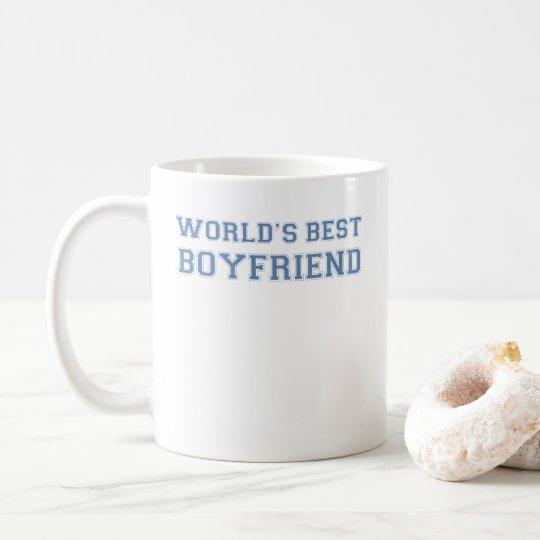 Worlds Best Boyfriend Coffee Mug
