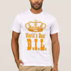 World's  Best Brother in Law Vintage Crown T-Shirt