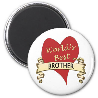 World's Best Brother Magnet