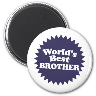 World's Best Brother Magnets