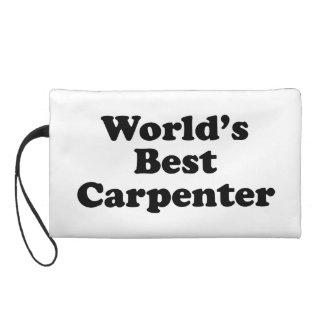 World's Best Carpenter Wristlet Clutches