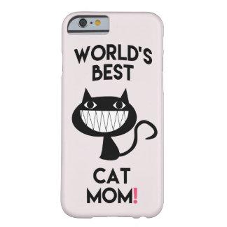 World's best cat mom! iPhone 6/6s Phone Case