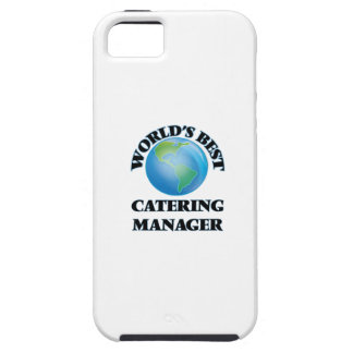 World's Best Catering Manager iPhone 5 Cover