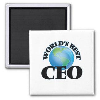 World's Best Ceo Fridge Magnet