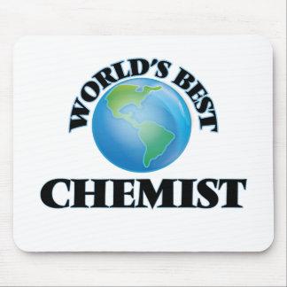 World's Best Chemist Mouse Pad