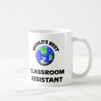 World's Best Classroom Assistant Coffee Mug