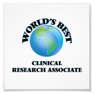 World's Best Clinical Research Associate Photo
