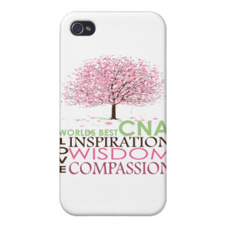 World's Best CNA Gifts iPhone 4/4S Case