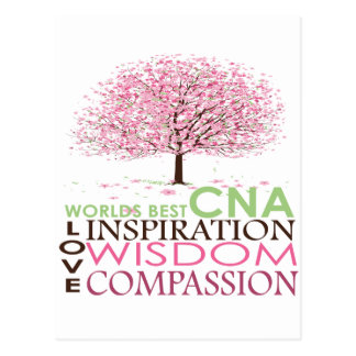 World's Best CNA Gifts Post Cards