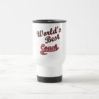 World's Best Coach Travel Mug