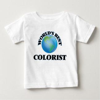 World's Best Colorist Tshirts