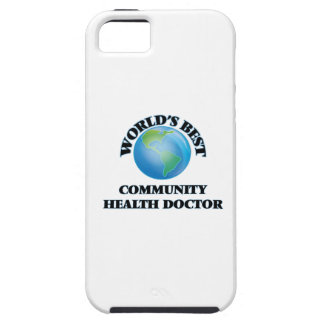 World's Best Community Health Doctor iPhone 5 Case