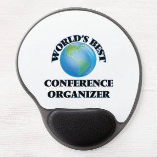 World's Best Conference Organizer Gel Mousepad