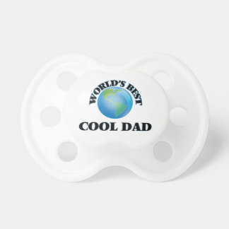 World's Best Cool Dad BooginHead Pacifier