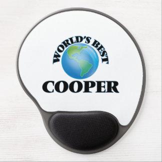 World's Best Cooper Gel Mousepad