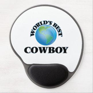 World's Best Cowboy Gel Mouse Mats