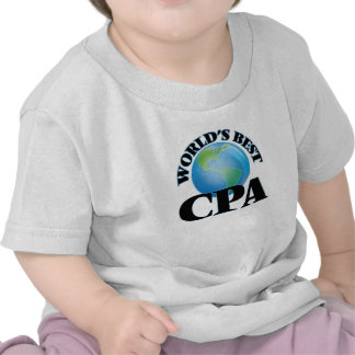 World's Best Cpa Shirts