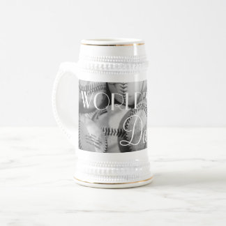 World's Best Dad Beer Stein