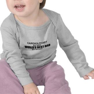 World's Best Dad - Cardiologist T Shirt