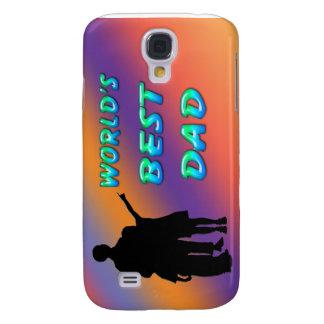 World's Best Dad  Galaxy S4 Case