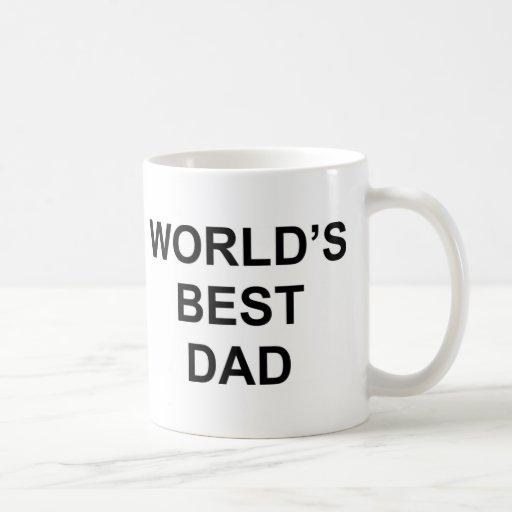 World 39 S Best Dad Coffee Mug Zazzle
