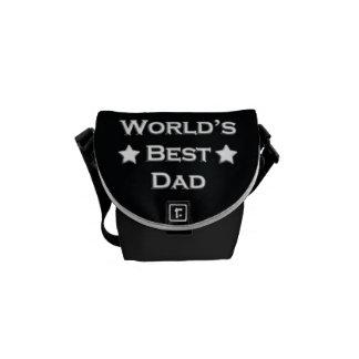 World's Best Dad Commuter Bags