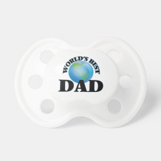 World's Best Dad BooginHead Pacifier