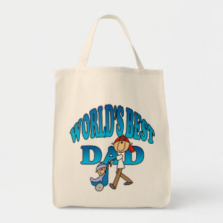Worlds Best Dad Fathers Day Gift Bags