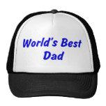 Worlds Best Dad Hat