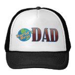 World's Best Dad Trucker Hats