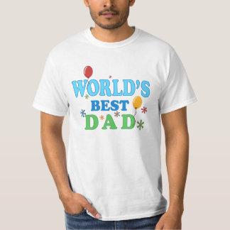 World's Best Dad Tshirt