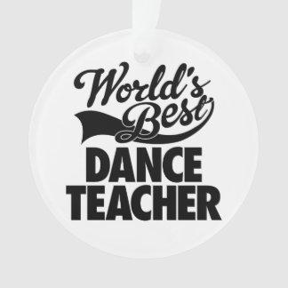 World's Best Dance Teacher