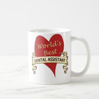 World's Best Dental Assistant Coffee Mug