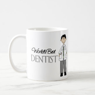 Worlds Best Dentist Coffee Mug