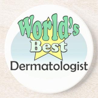 World's best Dermatologist Coaster